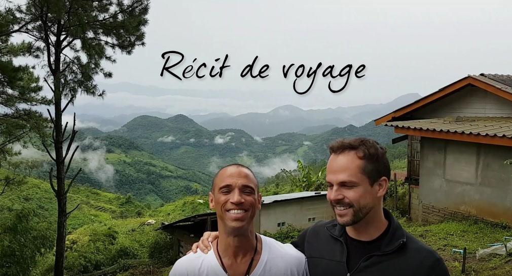 Récit de Voyage Divini Thé